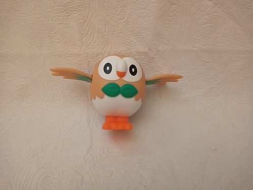 Pássaro Pokémon - brinde do McDonalds