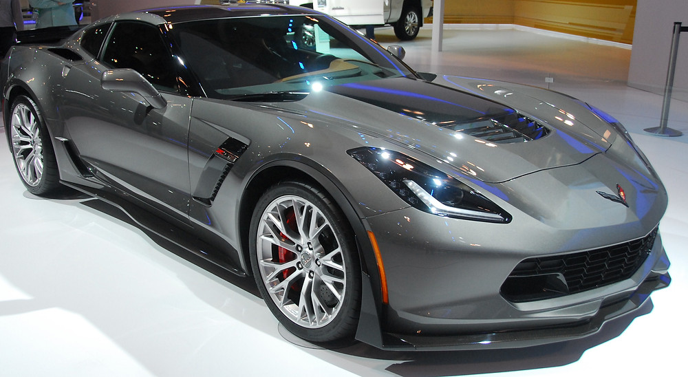 Loja do Colecionador - Corvette Stingray