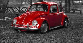 O Fusca da Volkswagen