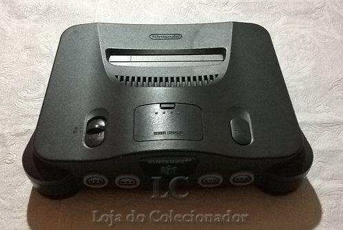 Videogame Nintendo 64 - Apenas o aparelho