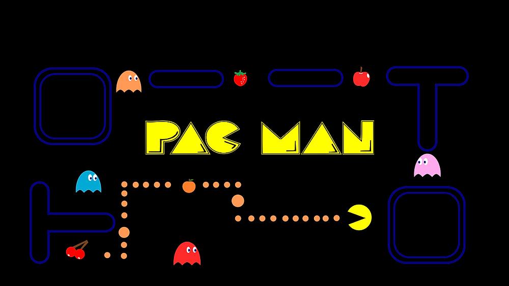 Tazos Pac-Man