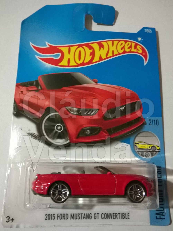 Loja do Colecionador - 2015 Ford Mustang GT Convertible