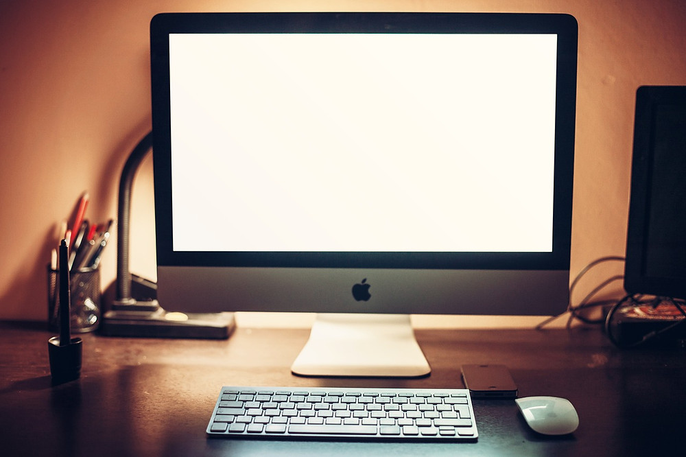 Exemplo de um Monitor para Computador