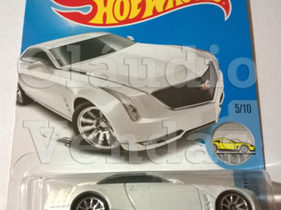 Carrinho Cadillac Elmiraj - Hot Wheels