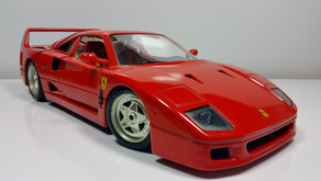 A história da Ferrari