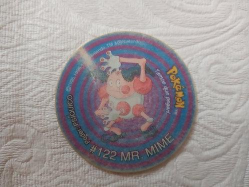 Tazo Mr. Mime - Pokémon - Número 26