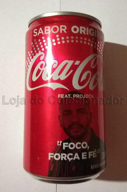 Lata Vazia - Coca Cola - Projota - Coleção
