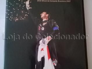 DVD – São Paulo Pentacampeão Brasileiro de 2007