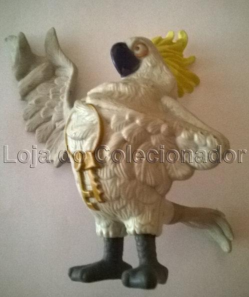 Brinquedo Pássaro Nigel (rio) - Coleção Mc Donald's 2011