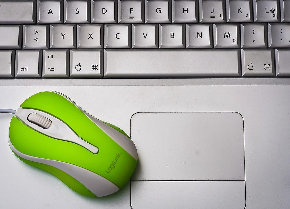 Mouse de um Computador