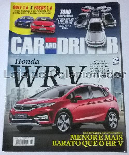 Revista Car and Driver - Edição 58