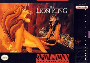 O Rei Leão - Super Nintendo