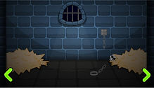 Locked Dungeon Escape - Loja do Colecionador