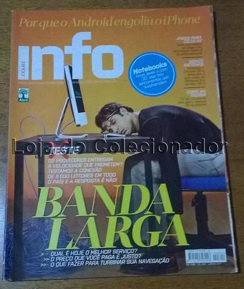 Revista Info Exame - N°304 - Junho De 2011
