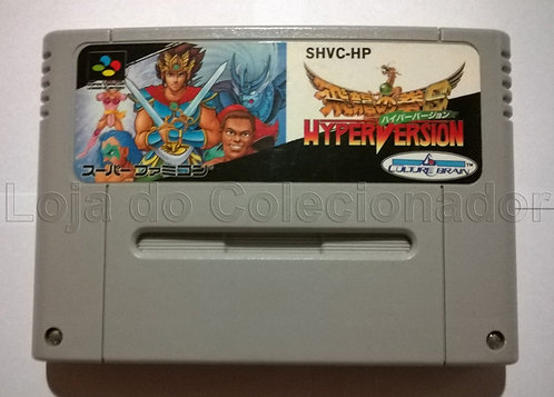 Fita Hyper Version - Super Famicom - Original