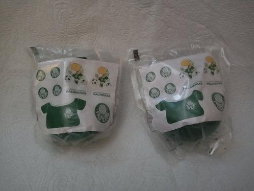 2 Brindes da Nestlé - Palmeiras
