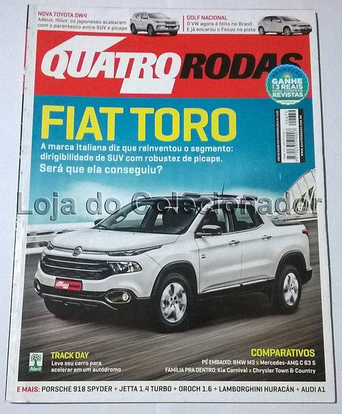 Revista Quatro Rodas - Número 679 - Fevereiro de 2016