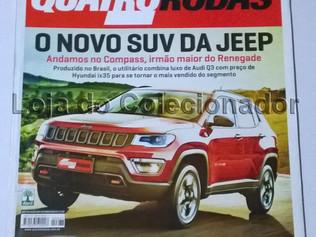 Revista Quatro Rodas – Número 687  - Outubro de 2016