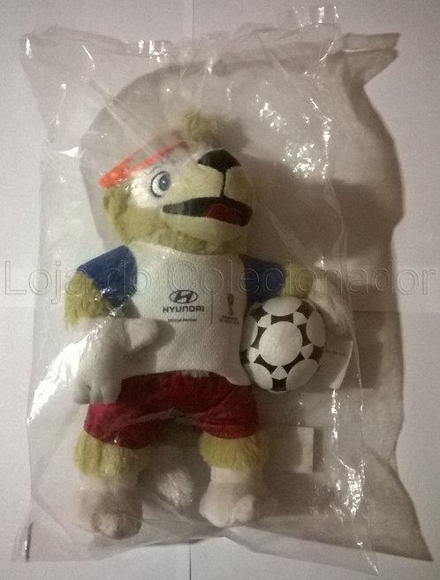 Zabivaka Mascote da Copa 2018 de Pelúcia
