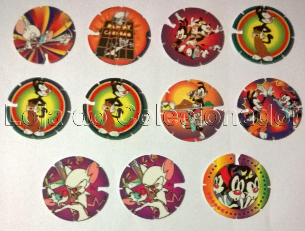 Loja do Colecionador - Tazos dos Animaniacs