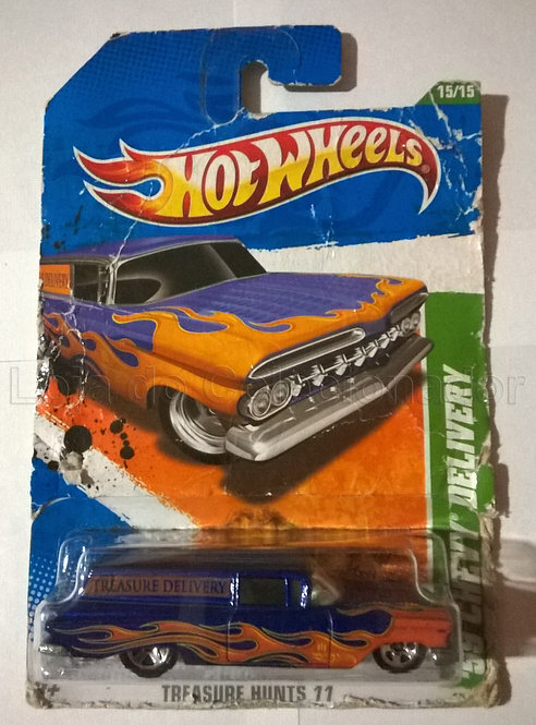 Carrinho - 59 Chevy Delivery - Hot Wheels