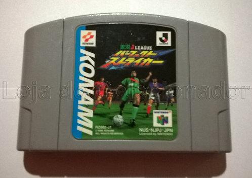 Fita J. League - Nintendo 64 - Original