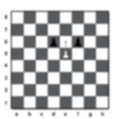 Capturas do Peão - Xadrez - Loja do Colecionador