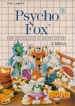 Psycho Fox - Master System