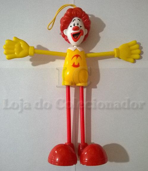 Boneco Ronald McDonald - Brinde do McDonalds