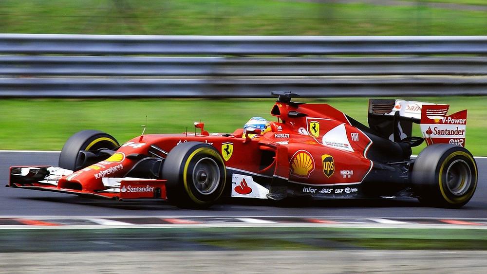 Fórmula 1 - Ferrari