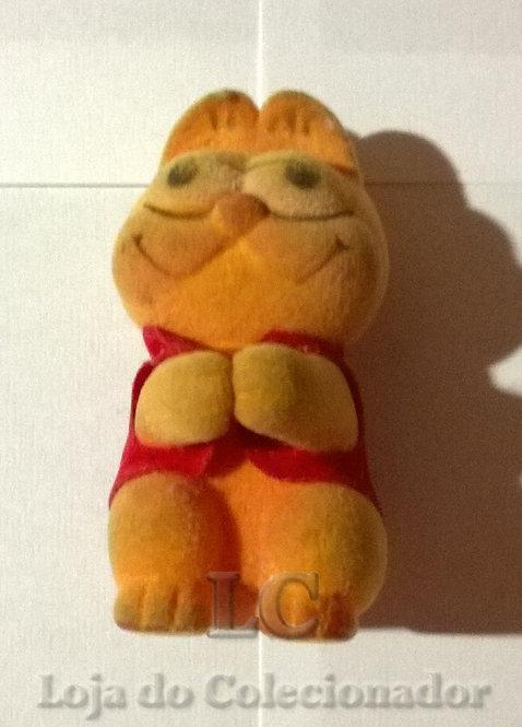 Boneco Garfield - Antigo de Camurça