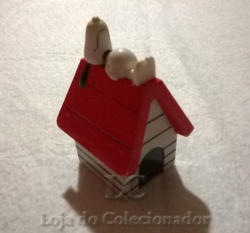 Snoopy na Casinha - Brinquedo Antigo
