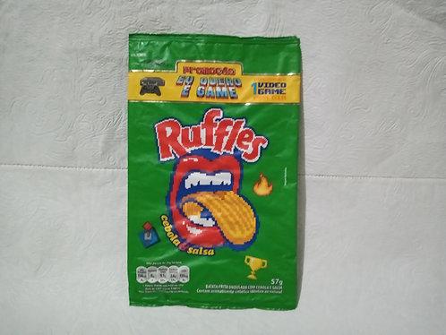 Embalagem Ruffles - Eu quero é game
