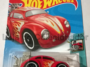 Volkswagen Beetle - Hot Wheels