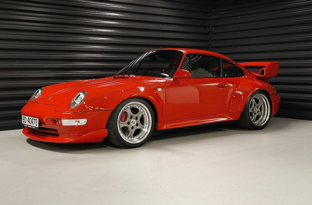 Loja do Colecionador - Porsche 993 GT2
