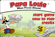 Papa Louie - Loja do Colecionador