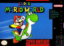 Super Mario World - Nintendo