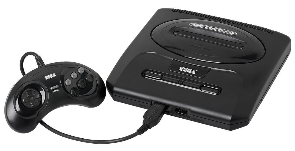 videogame Mega Drive