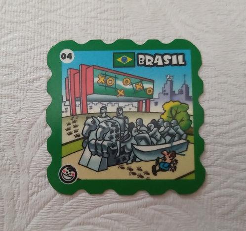 Cadê o Cheetos - Brasil - Número 04