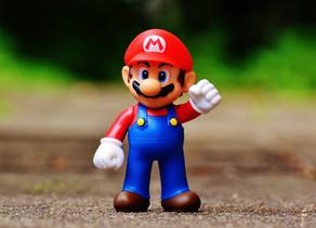 O Personagem Super Mario da Nintendo