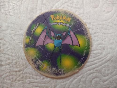 Tazo Zubat - Pokémon - Número 44