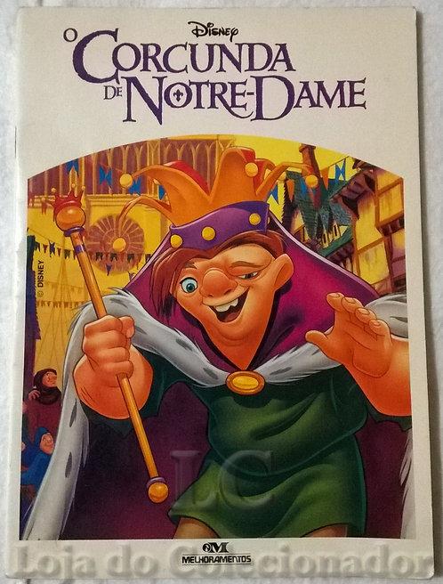 Livro Antigo - O Corcunda de Notre Dame - 1996
