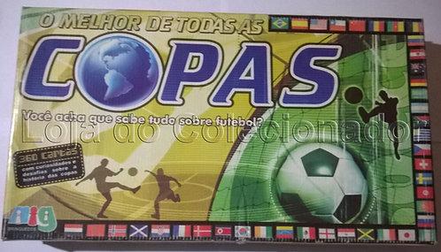Jogo - O Melhor de Todas as Copas (2009) - Nig Brinquedos