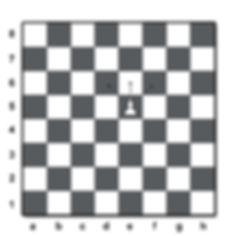 Movimentos do Peão - Xadrez - Loja do Colecionador