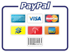 Banner PayPal - Loja do Colecionador