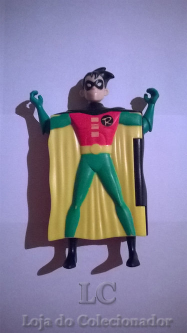 Robin - brinde do McDonalds