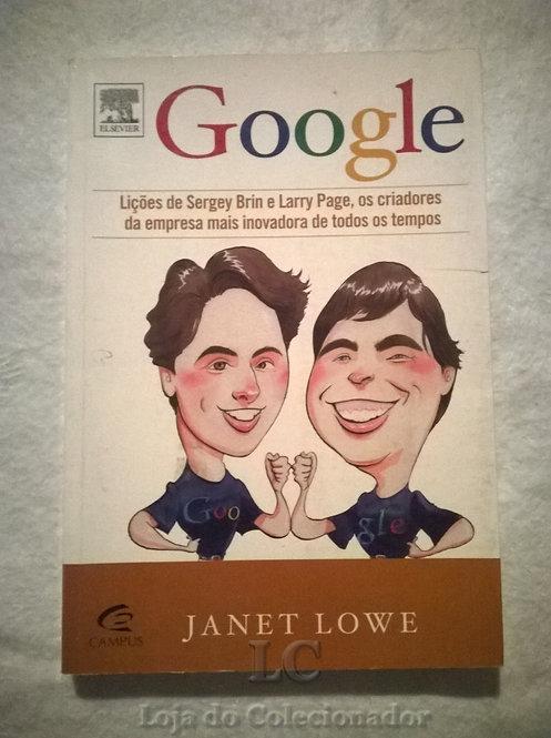 Livro Google - Janet Lowe