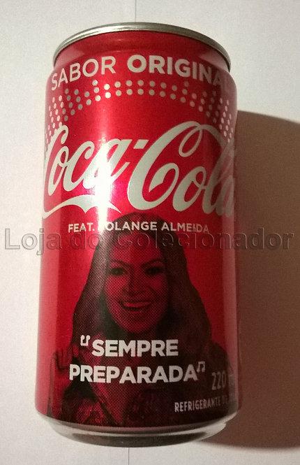 Lata Vazia - Coca Cola - Solange Almeida - Coleção
