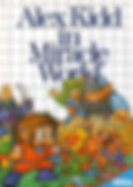 Alex Kidd In Miracle World - Master System