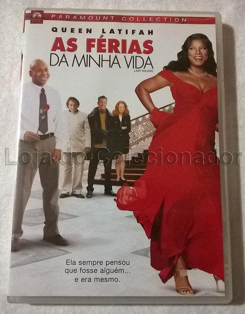 DVD Filme - Queen Latifah - As Férias da Minha Vida